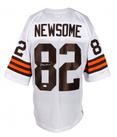Ozzie Newsome Signed Jersey (JSA COA) at PristineAuction.com