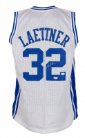 Christian Laettner Signed Jersey (Beckett COA & PSA Hologram) at PristineAuction.com