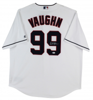 "Charlie Sheen Signed ""Major League"" Indians Jersey (Beckett COA) at PristineAuction.com"