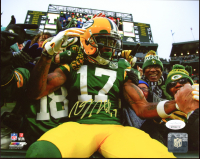 Davante Adams Signed Packers 8x10 Photo (JSA COA) at PristineAuction.com
