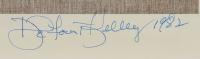 "DeForest Kelley Signed ""Star Trek"" 12.5x19 Print Inscribed ""1982"" (Beckett COA) (See Description) at PristineAuction.com"