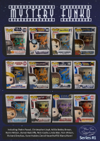 Prime Time Signatures Funko Pop Mystery Box Series 1 at PristineAuction.com