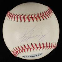 Ken Griffey Jr. Signed OML Baseball (JSA COA, Steiner Hologram & UDA Hologram) (See Description) at PristineAuction.com