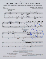 "Gustavo Dudamel Signed ""Star Wars: The Force Awakens"" 11x14 Sheet Music (Beckett Hologram) at PristineAuction.com"