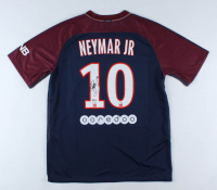 Neymar Signed Team Real Madrid Jersey (Beckett LOA) at PristineAuction.com