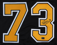 Charlie McAvoy Signed Jersey (McAvoy COA) (See Description) at PristineAuction.com