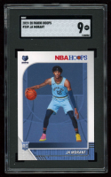 Ja Morant 2019-20 Hoops #259 RC (SGC 9) at PristineAuction.com
