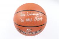 "Bill Cartwright Signed NBA Basketball Inscribed ""3x NBA Champ"" (JSA COA) at PristineAuction.com"