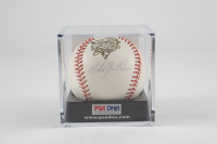 Mike Matheny Signed 2000 World Series Baseball with Display Case (PSA COA) at PristineAuction.com