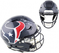 DeAndre Hopkins Signed Texans Full-Size Authentic On-Field SpeedFlex Helmet (Radtke COA) at PristineAuction.com