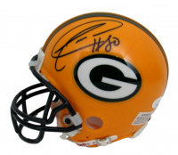 Donald Driver Signed Packers Mini Helmet (JSA COA) at PristineAuction.com