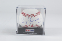 Bobby Richardson Signed OML Baseball with Display Case (PSA COA) at PristineAuction.com