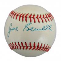 Joe Sewell Signed OAL Baseball (JSA COA) (See Description) at PristineAuction.com