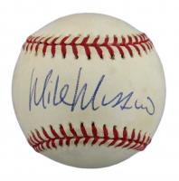Mike Mussina Signed OML Baseball (JSA COA) at PristineAuction.com