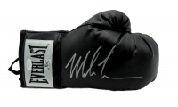 Mike Tyson Signed Everlast Boxing Glove (JSA COA & Fiterman Hologram) at PristineAuction.com