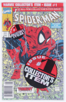 "1991 ""Spider-Man"" Issue #1 Marvel Comic Book at PristineAuction.com"