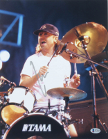 Lars Ulrich Signed Metallica 11x14 Photo (Beckett COA) at PristineAuction.com