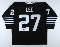 Anders Lee Signed Jersey (Lee COA) (See Description) at PristineAuction.com