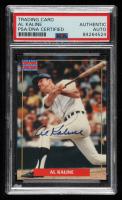 Al Kaline Signed 1995 Legends Autograph Collection (PSA Encapsulated) at PristineAuction.com