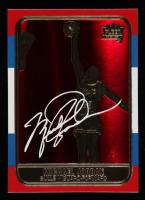 Michael Jordan 1998 Fleer Rookie 23KT Gold Card Red Prism Refractor at PristineAuction.com