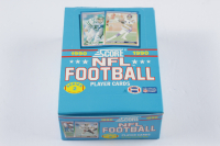 1990 Score Series 2 Football Box with (36) Packs at PristineAuction.com