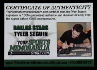 Tyler Seguin Signed Stars Jersey (Seguin COA) at PristineAuction.com