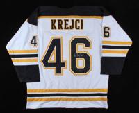 David Krejci Signed Jersey (Krejci COA) at PristineAuction.com