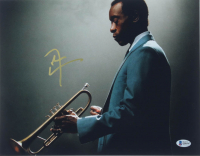 "Don Cheadle Signed ""Miles Ahead"" 11x14 Photo (Beckett COA) at PristineAuction.com"