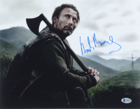 "Mads Mikkelsen Signed ""Valhalla Rising"" 11x14 Photo (Beckett COA) at PristineAuction.com"