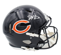 Devin Hester Signed Bears Full-Size Authentic On-Field Speed Helmet (Radtke COA) at PristineAuction.com
