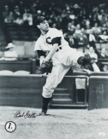 Bob Feller Signed 16x20 Photo (JSA COA) at PristineAuction.com