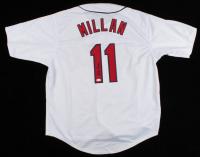 Felix Millan Signed Jersey (JSA COA) at PristineAuction.com