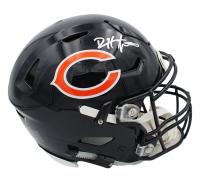 Devin Hester Signed Bears Full-Size Authentic On-Field SpeedFlex Helmet (Radtke COA) at PristineAuction.com