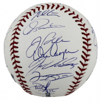 2005 White Sox OML Baseball Signed by (26) with Paul Konerko, Scott Podsednik, Aj Pierzynski, Aaron Rowand (Beckett LOA) at PristineAuction.com