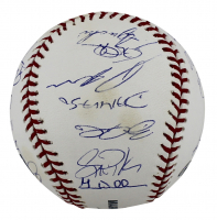 2005 White Sox OML Baseball Signed by (26) with Paul Konerko, Scott Podsednik, Aj Pierzynski, Aaron Rowand (Beckett LOA) at PristineAuction.com