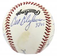 3,000 K Club ONL Baseball Signed By (9) with Nolan Ryan, Tom Seaver, Bob Gibson (JSA LOA) at PristineAuction.com