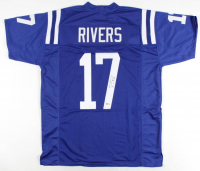 Philip Rivers Signed Jersey (Beckett COA) at PristineAuction.com