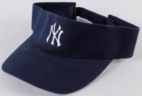 David Cone Signed Yankees Visor (JSA COA) at PristineAuction.com