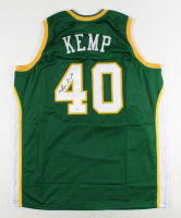 Shawn Kemp Signed Jersey (JSA COA) at PristineAuction.com