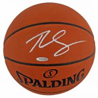 Ben Simmons Signed Spalding NBA Game Ball Series Basketball (UDA COA) at PristineAuction.com