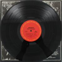 "Aerosmith ""Night In The Ruts"" Vinyl Record Album Signed by (5) with Steven Tyler, Tom Hamilton, Joey Kramer, Joe Perry (Beckett LOA) at PristineAuction.com"