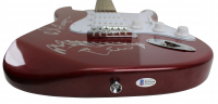Alice Cooper Signed Electric Guitar with Hand-Drawn Sketch (Beckett COA) at PristineAuction.com