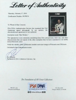 Set of (3) Apollo 11 8x10 Photos Signed by Neil Armstrong, Buzz Aldrin & Michael Collins (PSA Encapsulated & PSA LOA) at PristineAuction.com