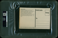 Andre The Giant Signed 3.5x5.5 Postcard (PSA Encapsulated) at PristineAuction.com