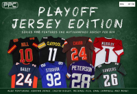 Press Pass Collectibles 2021 Playoff Football Jersey Mystery Box – Series 1 (Limited to 50) at PristineAuction.com