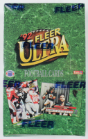 1992 Fleer Ultra Series Football Cards Hobby Box of (36) Packs at PristineAuction.com