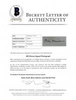 Bill Clinton Signed 11x14 Photo (Beckett LOA) at PristineAuction.com
