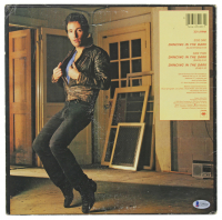 "Bruce Springsteen Signed ""Dancing In The Dark"" Vinyl Record Album (Beckett LOA) at PristineAuction.com"