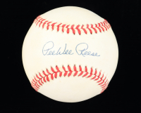 Pee Wee Reese Signed ONL Baseball (PSA COA) (See Description) at PristineAuction.com