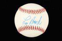 Lou Brock Signed ONL Baseball (PSA COA) (See Description) at PristineAuction.com